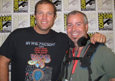 Adam Baldwin from Firefly & Chuck for Warner Brothers