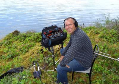 Black Fish Interviews on San Juan Island