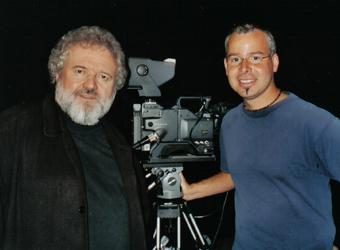 Interviewing Allen Daviau - ET, Empire of the Sun