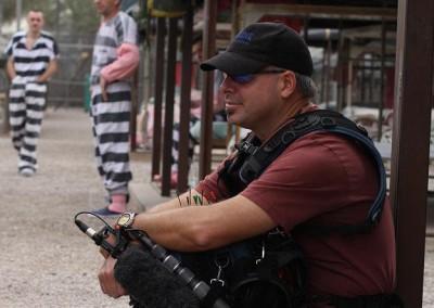 Tent City in Maricopa Jail AZ for Lockup